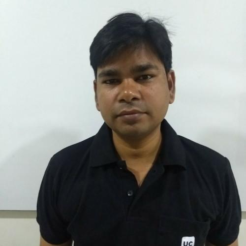 Sukhram Ramashankar Kashyap