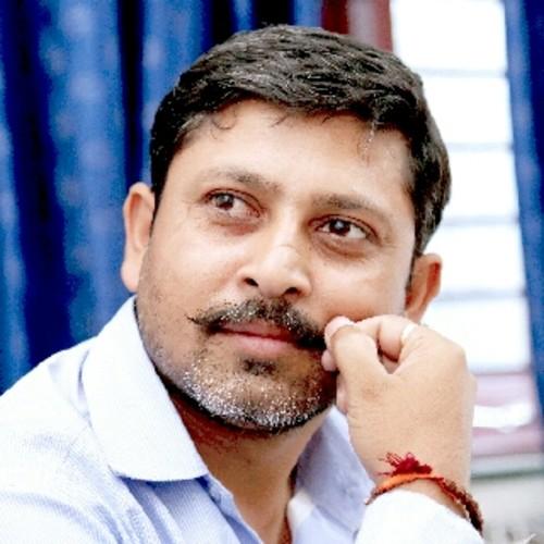 Rakesh J Prajapati