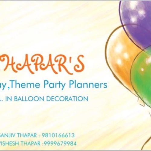Thapar's