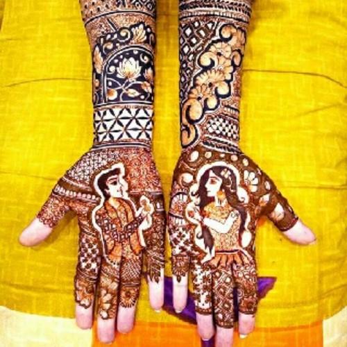 sanjay mehandi Arts