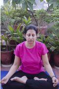 Niti Kohli - Yoga classes