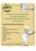 Ramesh - Healthy tiffin service
