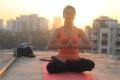 Bhagyashri - Yoga at home