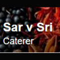 Sar v Sri - Wedding caterers