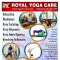 Royal Yoga Care - Yoga at home