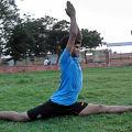 Sunny - Yoga at home