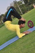 Vijay yadav - Yoga at home