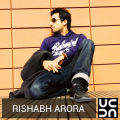 Rishabh Arora - Graphics logo designers