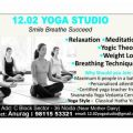 Anurag Ailawadi - Yoga classes
