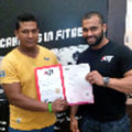 Habib Khan - Fitness trainer at home