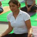 Muskan Baliyan - Yoga at home