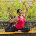 Shruti Suresh - Yoga at home