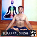 Suraj Pal Singh - Yoga at home
