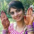 Sheetal Tankaria - Bridal mehendi artist