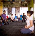 Kriti Bagga - Yoga classes