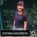Viyoma Sachdeva  - Web designer