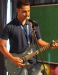 Rajat Mahajan - Guitar classes