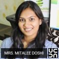Mrs. Mitalee Doshi  - Nutritionists