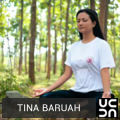 Tina Baruah - Yoga at home