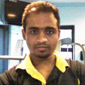 Hemant - Fitness trainer at home