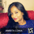 Amrita Lohia - Yoga at home