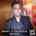 Anant Ji Packers & Movers - Packer mover local
