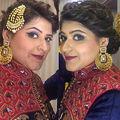 Dhriti Nandwani - Wedding makeup artists