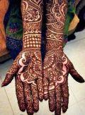 Vasanthi - Bridal mehendi artist