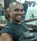 Chetan Amrut Kamble - Fitness trainer at home