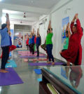 Manisha Jain - Yoga classes