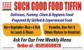 Rajeev Vaid - Healthy tiffin service