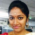 Monisha Krish - Yoga at home