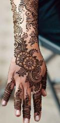 Khatheeja - Bridal mehendi artist