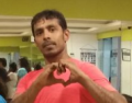Santhu - Zumba dance classes
