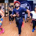 Arvind Adhith CM - Zumba dance classes