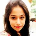 Anisha Jain - Tutor at home