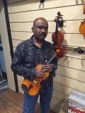 D.S Selvakumar Duraipandian - Guitar classes