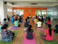 Smriti Srivastava - Yoga classes