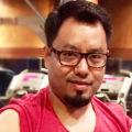 Karam Laishram - Fitness trainer at home