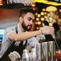Ravi Kiran Nair - Bartender