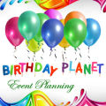 Birthday Planet - Birthday party planners