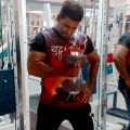 Kranthi A Kumar - Fitness trainer at home
