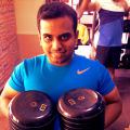Abhijeet Kamble - Fitness trainer at home