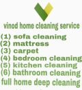 Vinod Home Cleaning Service - Professional home cleaning