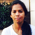 Meena saini - Yoga at home