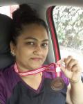 Pinky Ganesh Bangera  - Fitness trainer at home
