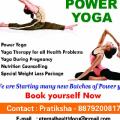 Pratiksha Sameer Nimkar - Yoga classes