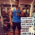 Ashwin Bhuvanesh - Fitness trainer at home