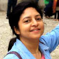 Shobha Pomani - Yoga at home