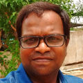 Srinath Rao R - Yoga trial at home